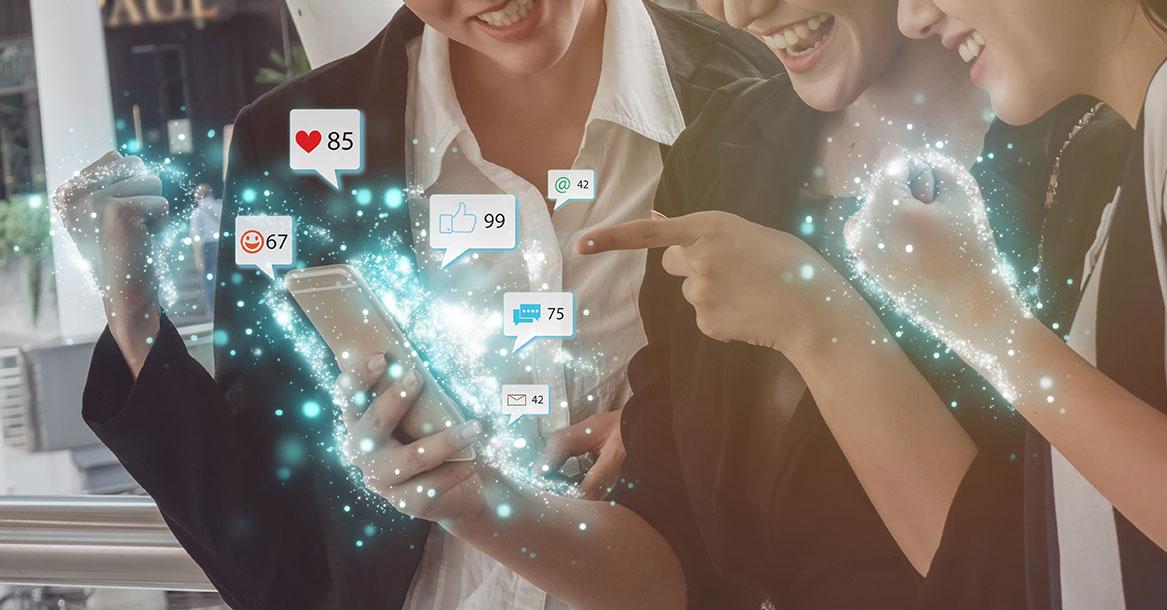 utiliser les réseaux sociaux efficacement