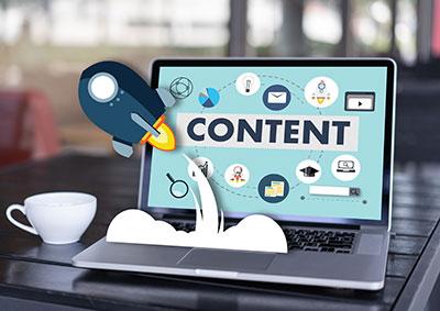 Le boom du marketing du contenu